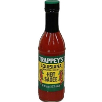 Trappey's Louisiana Hot Sauce 6 oz.
