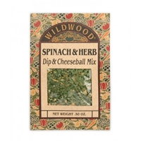 Wildwood Spinach & Herb Dip & Cheeseball Mix