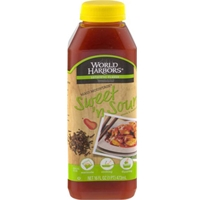 World Harbors Maui Mountain Sweet 'N Sour Sauce & Marinade
