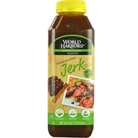 World Harbors Jamaican Style Jerk Sauce & Marinade