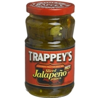 Trappey's Sliced Jalapeno Peppers