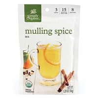 Simply Organic Mulling Spice