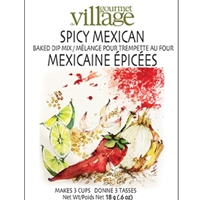 Gourmet du Village Spicy Mexican Baked Dip Mix