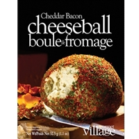 Gourmet du Village Cheddar Bacon Cheeseball