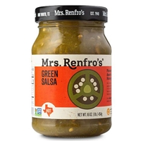 Mrs Renfros Green Salsa Hot