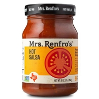 Mrs Renfros Hot Salsa