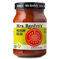 Mrs Renfros Medium Salsa