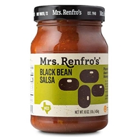 Mrs Renfros Black Bean Salsa