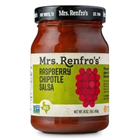 Mrs Renfros Raspberry Chipotle Salsa