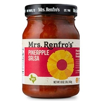 Mrs Renfros Pineapple Salsa