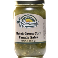 Uniquely Gourmet Hatch Green Corn Tamale Salsa
