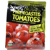 Frontera Crushed Fire-Roasted Tomatoes with Roasted Garlic and Onion