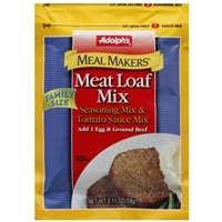 Adolphs Meal Makers Meat Loaf - Family Size