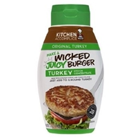 Kitchen Accomplice Original Turkey Burger Concentrate