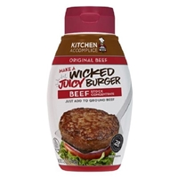 Kitchen Accomplice Original Beef Burger Concentrate