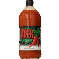 Trappey's Red Devil Cayenne Pepper Sauce 32 oz.
