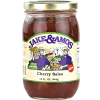 Jake & Amos Cherry Salsa