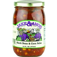 Jake & Amos Black Bean & Corn Salsa