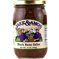 Jake & Amos Black Bean Salsa
