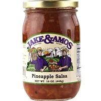 Jake & Amos Pineapple Salsa