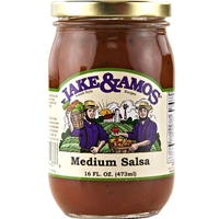 Jake & Amos Medium Salsa