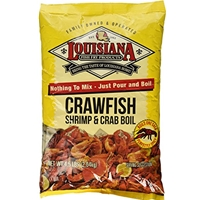 Louisiana Fish Fry Crawfish, Shrimp & Crab Boil - 4.5 lb