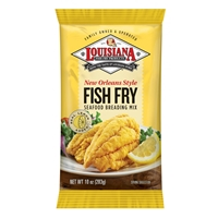 Louisiana Fish Fry New Orleans Style Fish Fry Breading