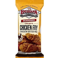 Louisiana Fish Fry Seasoned Crispy Chicken Fry Batter