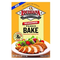 Louisiana Fish Fry All Natural Fish Fry Breading