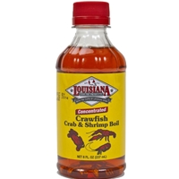Louisiana Fish Fry Concentrated Crawfish, Shrimp & Crab Boil - 8 oz