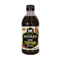 Moore's Asian Teriyaki Wing Sauce