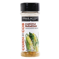 Urban Accents Corn on the Cob Chipotle Parmesan Seasoning