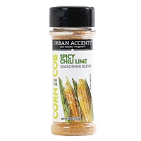Urban Accents Corn on the Cob Spicy Chili Lime Seasoning
