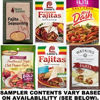 Fajita Seasoning Sampler