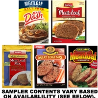 Meatloaf Seasoning Sampler