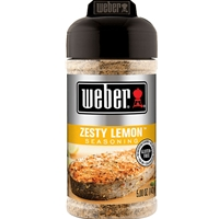 Weber Zesty Lemon Seasoning - 5 oz