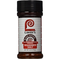 Lawry's Black Pepper Seasoned Salt