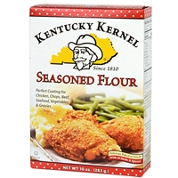 Kentucky Kernel Seasoned Flour - 10 oz