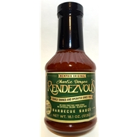 Charlie Vergos Rendezvous Barbecue Sauce - Charlie's Select