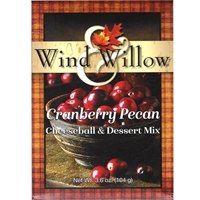 Wind & Willow Cranberry Pecan Cheeseball & Dessert Mix