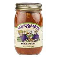 Jake & Amos Summer Salsa