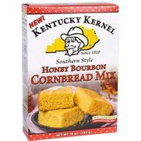 Kentucky Kernel Southern Style Honey Bourbon Cornbread Mix