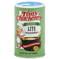 Tony Chachere's  Creole Lite Seasoning