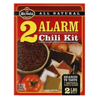 Wick Fowler's Famous 2 Alarm Chili Kit