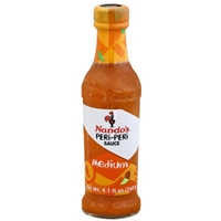 Nando's Medium Peri-Peri Sauce 9.1 oz
