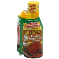 Tony Chachere's Praline Honey Ham Injectable Marinade