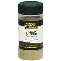Olive Garden Garlic & Herb Italian Seasoning