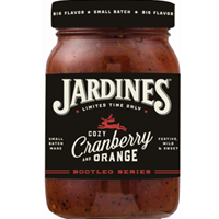Jardine's Cozy Cranberry and Orange Salsa