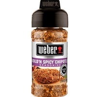 Weber Bold'N Spicy Chipolte Seasoning-2.5oz.