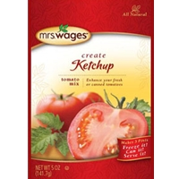 Mrs. Wages Create Ketchup Tomato Mix